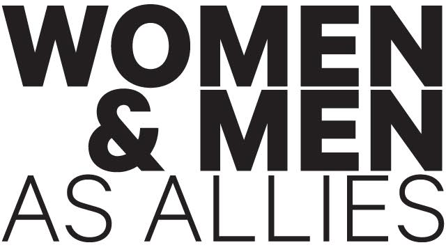 Women and Men as Allies Series Logo